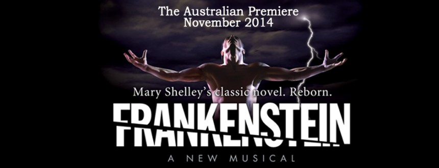Frankenstein, A New Musical – November 2014