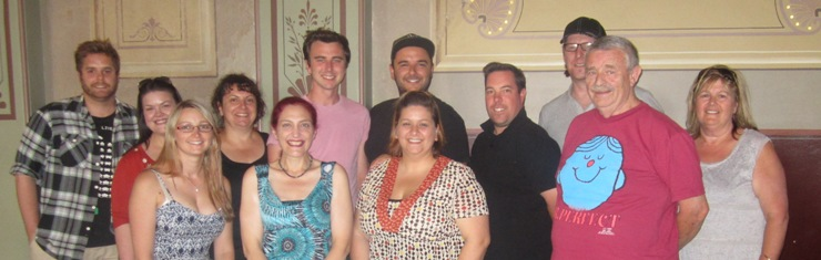The 2014 elected WMTC Committee of Management.