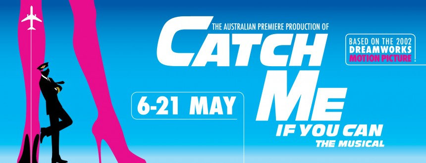 AUDITIONS – Catch Me If You Can