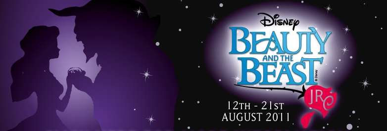 Beauty and the Beast Junior – August 2011