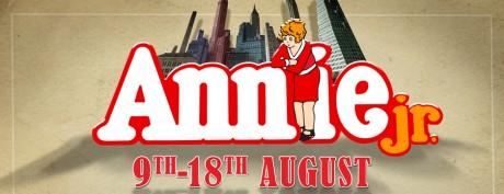 Annie Jr – August 2013
