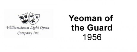 Yeoman of the Guard – 1956