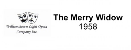 The Merry Widow – 1958