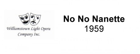No No Nanette – 1959