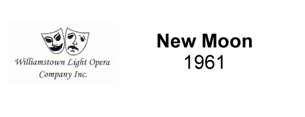 New Moon – 1961