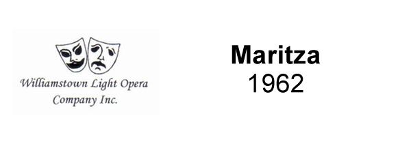 Maritza – 1962