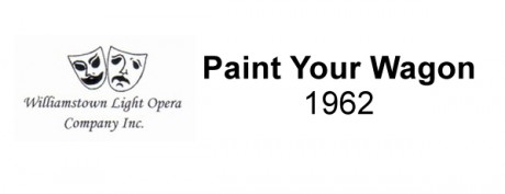 Paint Your Wagon – 1962