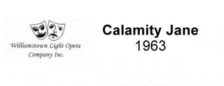 Calamity Jane – 1963