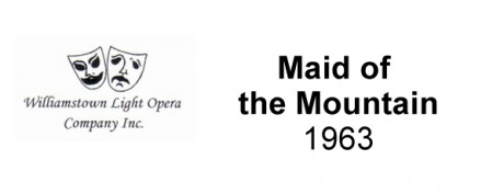 Maid of the Mountain – 1963