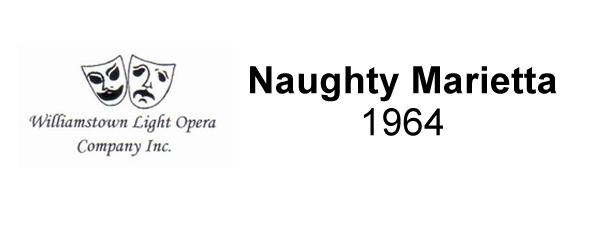 Naughty Marietta – 1964