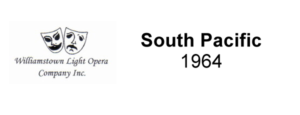 South Pacific – 1964