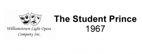 The Student Prince – 1967