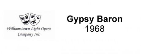 Gypsy Baron – 1968