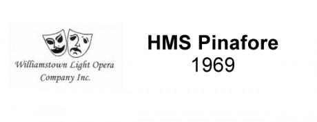 HMS Pinafore – 1969