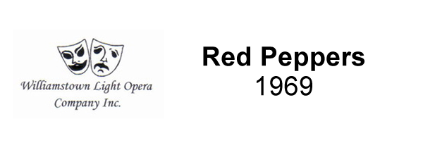 Red Peppers – 1969