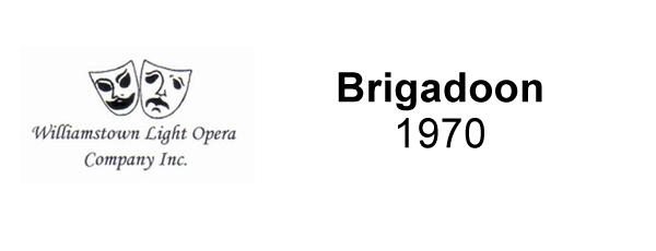 Brigadoon – 1970