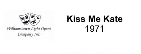 Kiss Me Kate – 1971