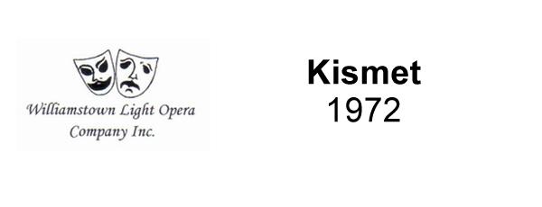 Kismet – 1972