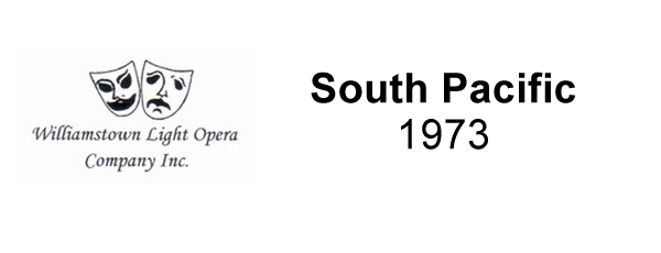 South Pacific – 1973