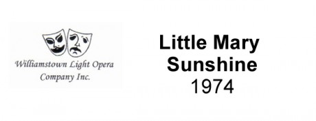 Little Mary Sunshine – 1974