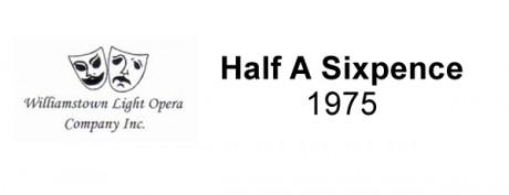 Half A Sixpence – 1975