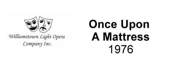 Once Upon A Mattress – 1976