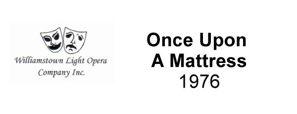 Once Upon A Mattress – 1976