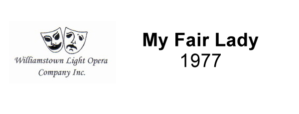 My Fair Lady – 1977