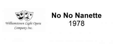 No No Nanette – 1978