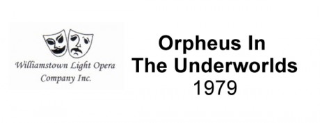 Orpheus In The Underworlds – 1979