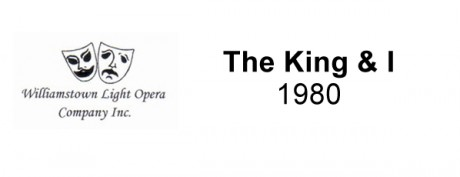 The King & I – 1980