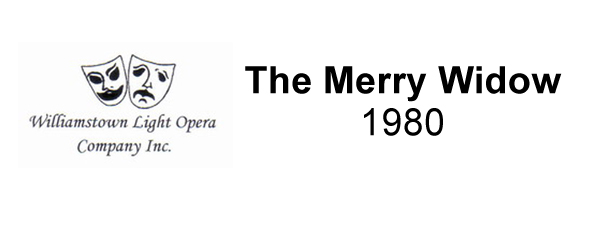 The Merry Widow – 1980
