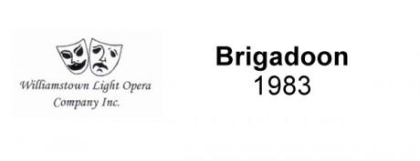 Brigadoon – 1983