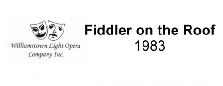 Fiddler on the Roof – 1983