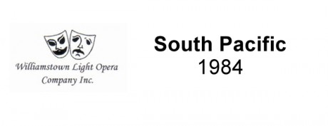 South Pacific – 1984