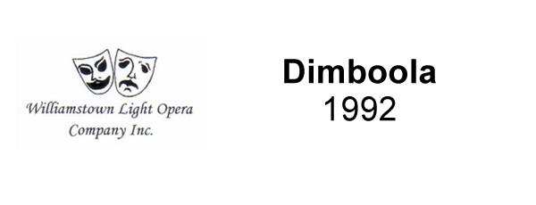 Dimboola – 1992
