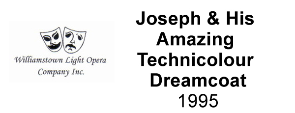 Joseph & His Amazing Technicolour Dreamcoat – 1995