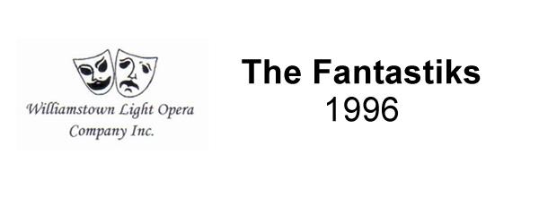 The Fantastiks – 1996