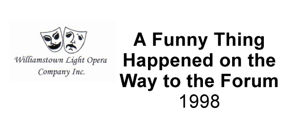 A Funny Thing Happened on the Way to the Forum – 1998