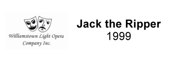 Jack The Ripper – 1999