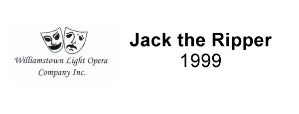 Jack The Ripper – 1999