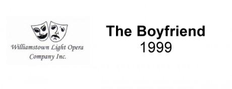 The Boyfriend – 1999