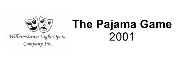 The Pajama Game – 2001