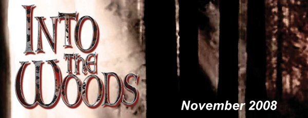 Into The Woods – November 2008