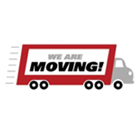 We are moving! Can you help us? Saturday 12th April 2014