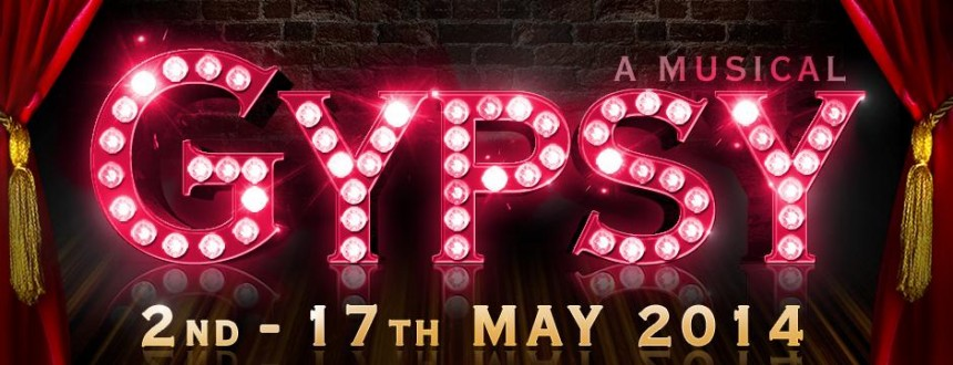 May 2014 Production Announcement 'GYPSY'