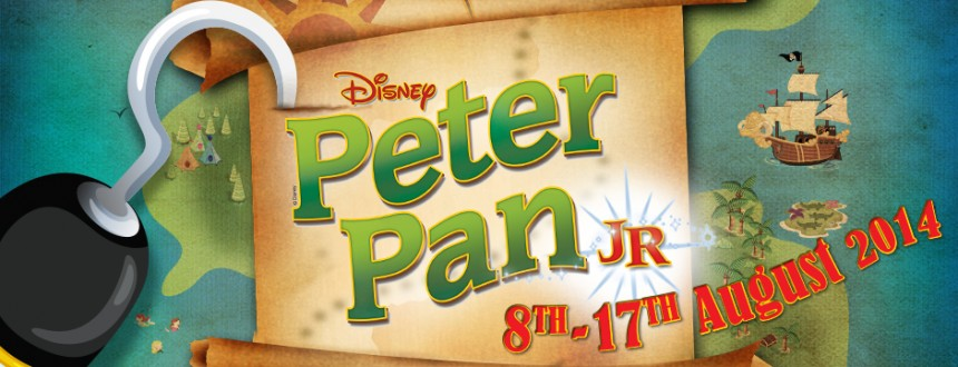 PETER PAN JR, AUDITION INFORMATION RELEASED!
