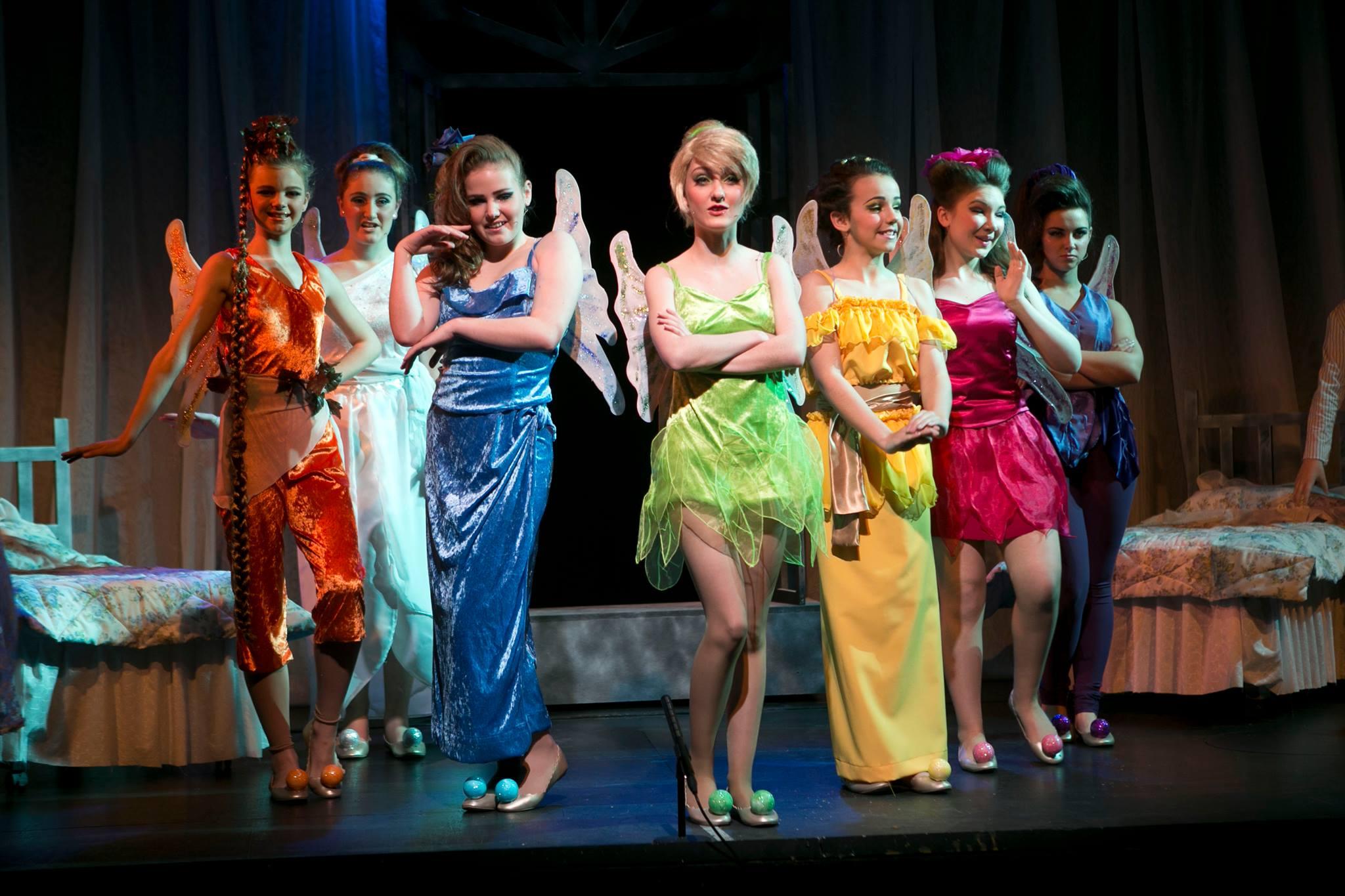 Annie Dancing Kid Show