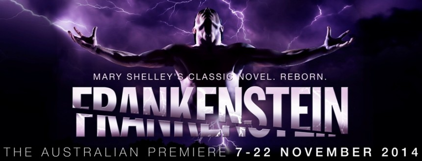 November 2014 Production Announcement 'Frankenstein – A New Musical'