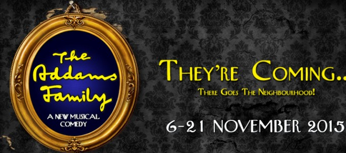 The Addams Family – November 2015